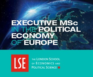 Executive MSc in Political Economy of Europe