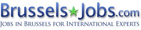 BrusselsJobs Logo
