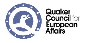 QCEA - Quaker Council for European Affairs